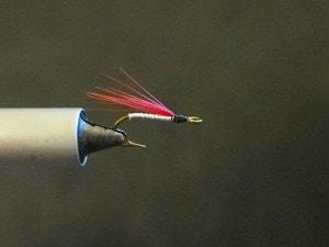Silver Yank Shad Fly