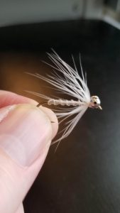 Soft Hackle Shad Fly